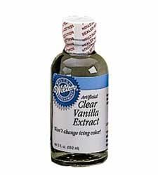 Clear Vanilla Extract 8oz - Party Depot