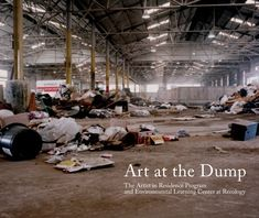 Art at the Dump: The Artist in Residence Program and Environmental Learning Center at Recology documents the twenty-five year history of the art and education program at Recology, San Francisco's provider of collection, recycling, disposal, and composting