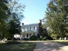 1816 Plantation House in Madison Georgia.....How beautiful!