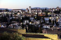 [- A vermella -] Alhambra, Granada (España)