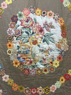 Another fantastic Quilts in the Barn show was put on a couple of weeks ago. The show celebrated the works of students who had been fortunat...