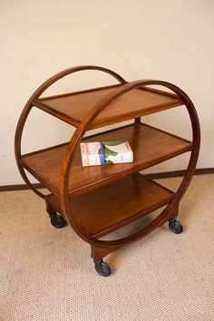 art deco drinks trolley - Google Search Drinks Trolley, Magazine Rack, Art Deco, Google Search, Storage, Furniture, Home Decor, Homemade Home Decor, Beverage Cart