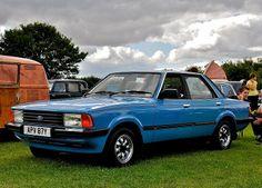 Ford Cortina APV87Y 1982