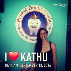 Patient from Australia @Phuketdentalstudio