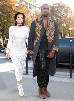 """What they're thinking: """"Don't smile. High fashion is serious."""" 