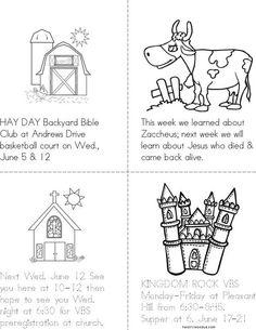 clip art + free + bible school | bible school vbs 2010 is ...