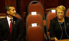 Michelle Bachelet cancela reunión con Ollanta Humala tras respaldo a Bolivia