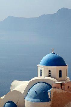 Church in Santorini #Greece