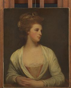Portrait of a Woman, Said to Be Emily Bertie Pott, 1781