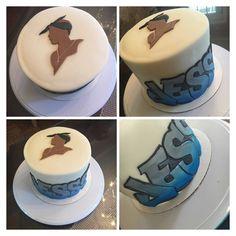 TUPAC cake .