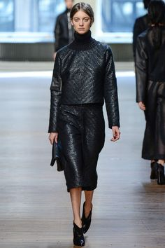 Yigal Azrouël | Fall 2014 Ready-to-Wear Collection | Style.com
