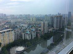 China, Chéndgū - hlavní město provincie Sečuán Shangri La Hotel, Great Hotel, Chengdu, San Francisco Skyline, Blog, Travel, Hotels, Voyage, Trips