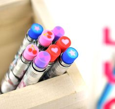 Cool eraser details on our Ultra Shine Animal 0.5 mm Mechanical Pencil