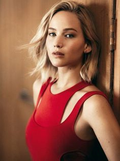 Jennifer Lawrence by Mikael Jansson for Vogue US December 2015