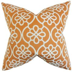 Indre Feather Filled Throw Pillow