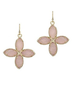 Kendra Scott Yuri Earrings in Rose $55