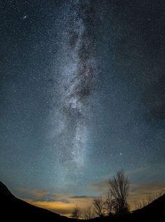 Milky Way by Tommy Rustad – GalleryOrbis