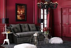 Modern Victorian Living Room Decorating Ideas Awesome Home Design and Decor Modern Victorian Decorating Living Room with Modern Victorian Gothic Living Rooms, Gothic Room, Victorian Living Room, Living Room Shop, Victorian Decor, Gothic Home Decor, Gothic House, Living Room Designs, Living Room Decor
