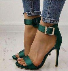 Keys To Finding The Best Sneakers For Women. Are you shopping for the best sneakers for women? Strappy Sandals Heels, High Heels Stilettos, Ankle Strap Sandals, Stiletto Heels, Shoes Heels, Ankle Straps, Pumps, Cute Heels, Sexy Heels