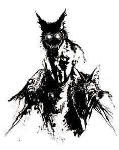 Guardian Demons by Culpeo-Fox.deviantart.com on @deviantART