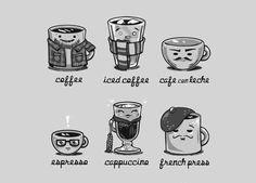 Coffee: We love it, no matter what kind it is. #MrCoffee #coffee #love