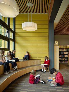 Children's Reading Space