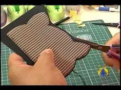 Patchcolagem em 3D | Sabor de Vida 06/01/2012