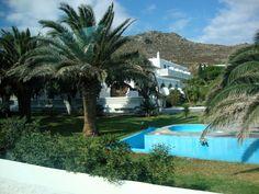 Hotel da Ilha de Mykonos