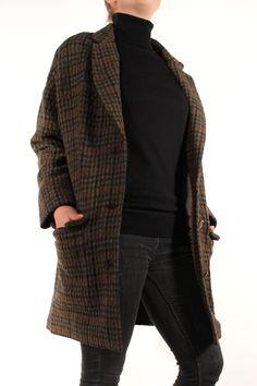 Sessun Mister Brown Coat Wood