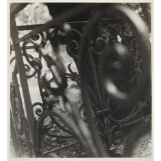 Vilem Reichmann – Wrought Iron Fence, about 1960