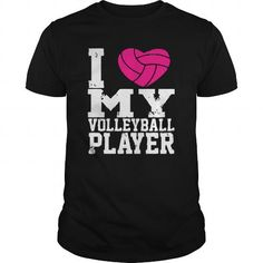 I love my volleyball