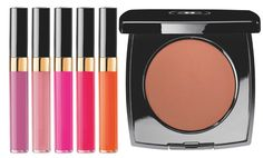 Reflets d'été de Chanel Summer Collection #chanel #makeup