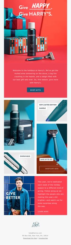 Trending in Email Design: Going Off-Grid Off Grid, Busy Images, Uk Fashion Brands, Css Style, Email Layout, Email Design Inspiration, Grid Design, Graphic Design, Grid Layouts