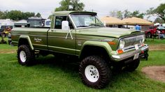 1973 Jeep Gladiator by craftymore