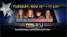 How to Watch GOP Debate Night on Fox Business Network