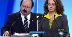 O debate na Record, o pipi-stop e o nana neném do jornalista - POLITICADO