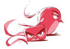 angry birds stella   Tumblr