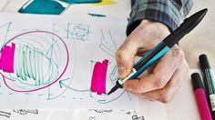 Here's Why, How, And What You Should Doodle To Boost Your Memory And Creativity