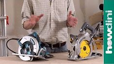 How to choose between worm-drive and sidewinder circular saws Easy Woodworking Diy, Woodworking Projects Diy, Woodworking Bench, Woodworking Tools, Woodworking Enthusiasts, Worm Drive, Wooden House, Find A Job, Worms
