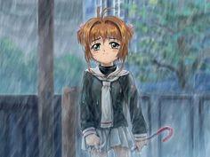 Anime Girl Crying, Clear Card, Cardcaptor Sakura, Image Boards, Anime Manga, Princess Zelda, Wallpaper, Gallery, Fictional Characters