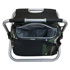 Chair and cooler all in one! Perfect for camping