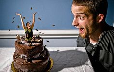 40 Surreal Photos of a Sweet and Funny Couple | 10Steps.SG  Hopefully the link thing works - but check out cutest couple photoshoot
