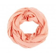 Coral infinity scarf! Pretty much all the scarfs you can purchase if you go on the website attached to it!!!!