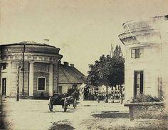 Rogatki Jerozolimskie. Niestety nie przetrwały do naszych czasów - zostały rozebrane przez Niemców podczas okupacji. Fot. ze zbiorów Muzeum Narodowego.