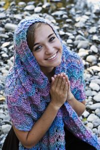 Cascade Yarns® - Knitted Shawls, Capes and Wraps Patterns