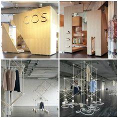 COS POP-UP STORE: Part mobile boutique,part installation