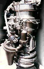 Aerojet AR2-3 - HTP / Kerosene rocket engine - intended for use on the original X37 spaceplane
