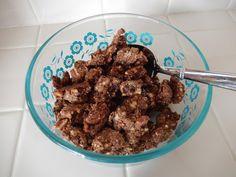 Eggface Healthy Breakfast: Spiced Chai Protein Granola