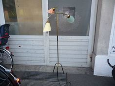 Tütenlampe Stehlampe 50er Jahre - 12.09.2016 20:43:00 - 1
