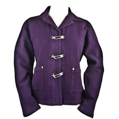 Jet-Set Jacket Jet Set, Purple, Sweaters, Jackets, Collection, Tops, Products, Fashion, Down Jackets
